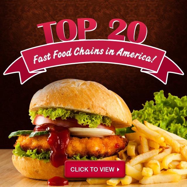 Eco Friendly Fast Food Restaurants