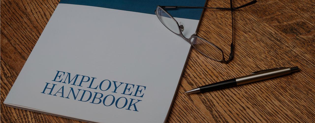 a Restaurant Employee Handbook