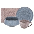 10 Strawberry Street Biseki Stoneware Dinnerware