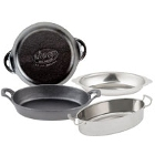 Au Gratin Dishes & Platters