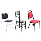 Banquet Chairs and Stackable Chairs