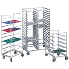 Cafeteria Tray Racks