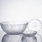 Cardinal Fleur Glass Dinnerware