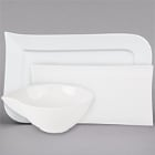 Arcoroc Variations White Porcelain Dinnerware by Arc Cardinal