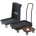 Insulated Pan Carrier Dollies