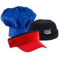 Chef Hats and Chef Headwear