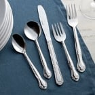 Choice Bethany 18/0 Stainless Steel Flatware