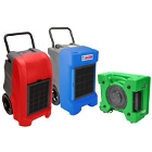 Commercial Air Purifiers and Dehumidifiers