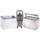 Commercial Ice Cream Freezers