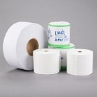 Commercial Toilet Paper and Toilet Tissue