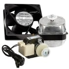 Commercial Refrigeration Fan Motor Parts and Accessories