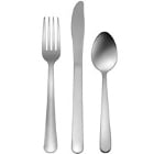 Delco by Oneida Heavy Windsor Flatware 18/0