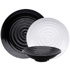 Elite Global Solutions Galaxy Melamine Dinnerware