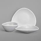 Elite Global Solutions Glacier Melamine Dinnerware