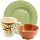 Elite Global Solutions Tuscany Melamine Dinnerware