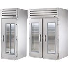 Glass Door Roll-In / Roll-Thru Spec Line / Institutional / Heavy-Duty Refrigerators