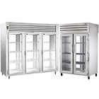 Glass Door Pass-In / Pass-Through Spec Line / Institutional / Heavy-Duty Refrigerators