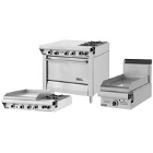 Heavy-Duty Master Series Commercial Ranges