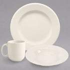 Homer Laughlin by Steelite International Americana Ivory China Dinnerware