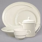 Homer Laughlin by Steelite International Gothic Ivory China Dinnerware
