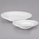 Homer Laughlin by Steelite International Unique Ameriwhite Bright White China Dinnerware