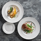 Homer Laughlin by Steelite International Gala China Dinnerware