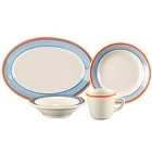 Homer Laughlin Imperia Rolled Edge China Dinnerware