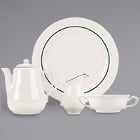 Homer Laughlin by Steelite International Seville Ivory China Dinnerware