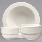 Homer Laughlin by Steelite International Lyrica Ivory China Dinnerware