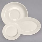 Homer Laughlin by Steelite International Rolled Edge Ivory China Dinnerware