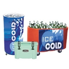 Ice Bin Merchandisers / Coolers