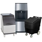 Ice Bins and Dispensers