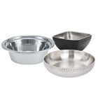 Metal Serving and Display Bowls