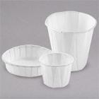 Paper Souffle / Portion Cups