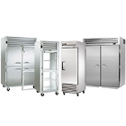 Pass-Through / Roll-In / Roll-Through Refrigerators and Freezers