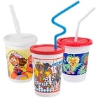 Plastic Kids Cups