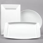 Porcelain Platters and Trays