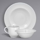 RAK Porcelain Bright White Charm Porcelain Dinnerware