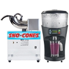 Snow Cone Machines and Commercial Ice Shavers