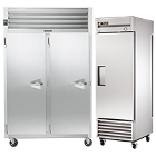 Solid Door Pass-In / Pass-Through Refrigerators