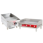 Standard Duty Electric Countertop Griddles
