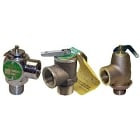 Steam Safety Relief Valves