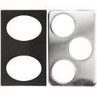 Steam Table Adapter Plates