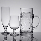 Stolzle Beer Glasses