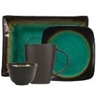 World Tableware Hakone Colorful Stoneware Dinnerware