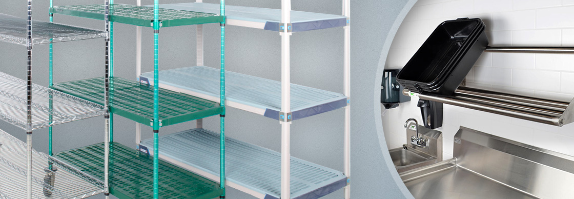 Different Types Of Shelves Shelving Buying Guide