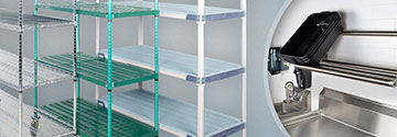 Restaurant Kitchen Shelving commercial shelving | restaurant shelving | commercial kitchen racks