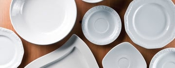 Types of Chinaware