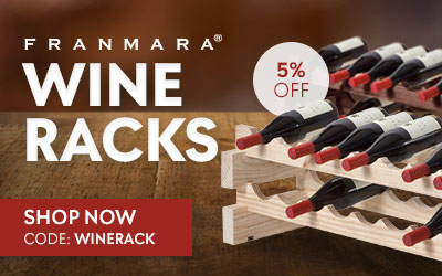 Franmara Wine Racks | 5% Off