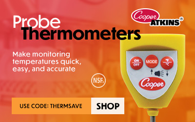 Cooper-Atkins Probe Thermometers